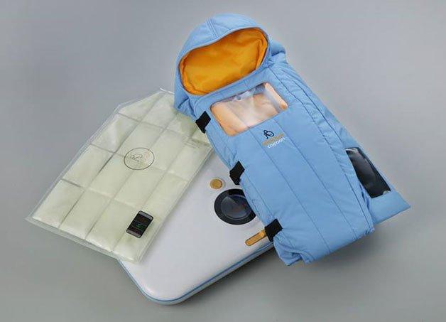 embrace bebe13 - Uma invenção simples que já salvou a vida de mais de 150 mil bebês prematuros.