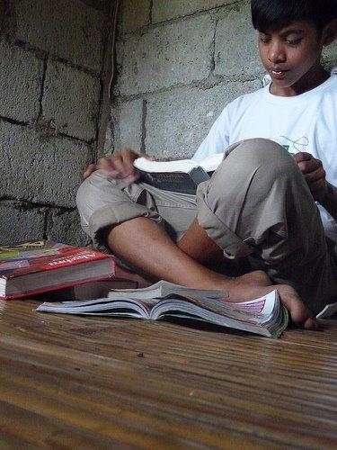 548078 383664878322767 300324011 n - Para ir à escola, tinha que andar por duas horas e atravessar um rio: hoje ele estuda em Harvard