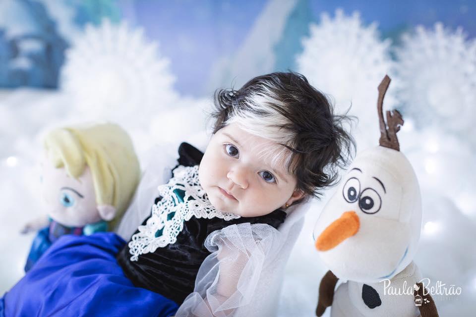 52898507 2342864232412241 1372242630892584960 n - Bebê nasce com mexa de cabelo branca e encanta com tamanha beleza