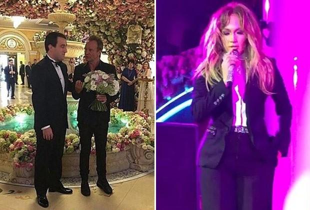 casamento bilionario atracoes - Casamento ostentação: festa de 1 bilhão de dólares tem show de JLo, Sting e Enrique Iglesias