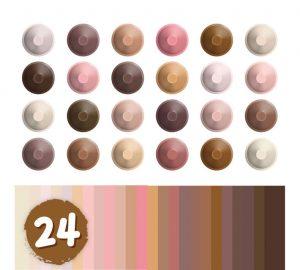 """crayola cores do mundo 300x270 - Diversidade e inclusão: Crayola lança giz de cera com 24 cores de pele denominado """"Cores do Mundo"""""""