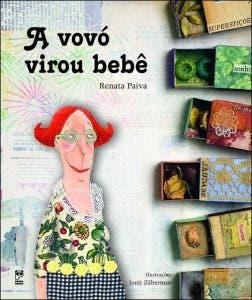 Vovó que virou bebê1 252x300 1 - A vovó virou bebê: um livro infantil sobre a doença de Alzheimer