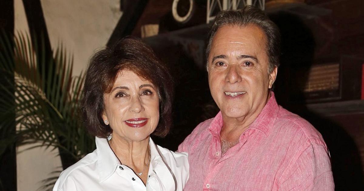 """Design sem nome 56 - Com 51 anos de casamento Tony Ramos afirma """"Ela é tudo"""" e dá dicas para a vida à dois."""
