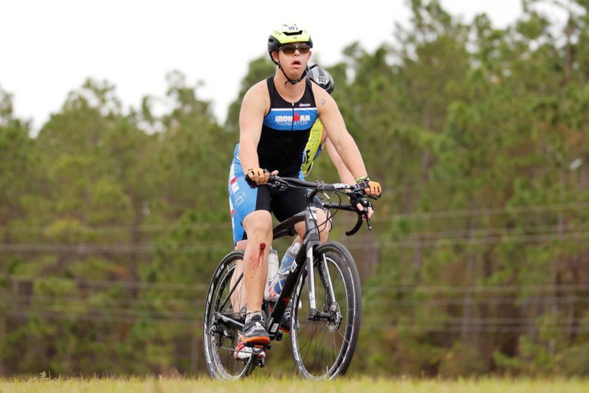 AHA7NGC5H7XHB4735PCBFZD6AQ scaled - Histórico! Atleta é o primeiro com Síndrome de Down a completar o Ironman, a prova esportiva mais difícil do mundo