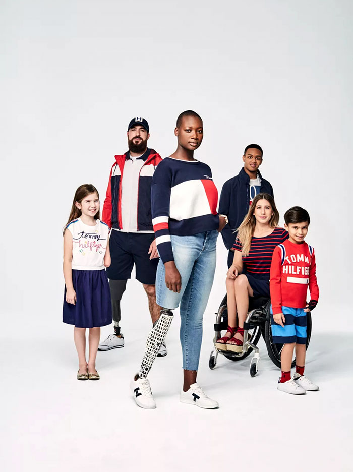 clothing line disabled people tommy hilfiger 9 5acb108cb3b9a  700 - Empresa de roupas cria uma linha para pessoas com deficiência se vestirem com autonomia