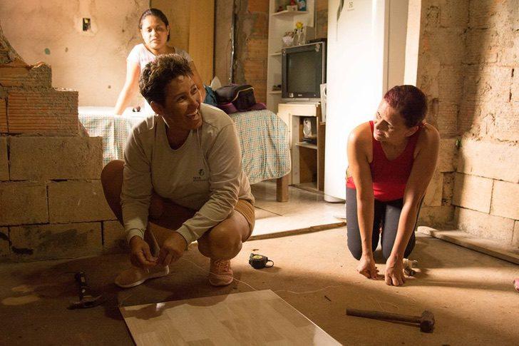 3 26 - Projeto leva conhecimento e capacitação para mulheres brasileiras construírem suas próprias casas