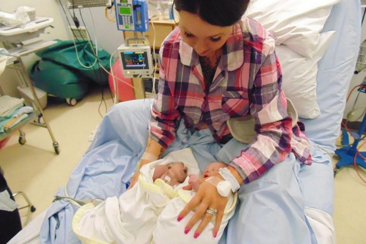 Teddy Houlston scaled - A mãe sabia que seu bebê iria morrer, mas recusou o aborto para que pudesse doar seus órgãos